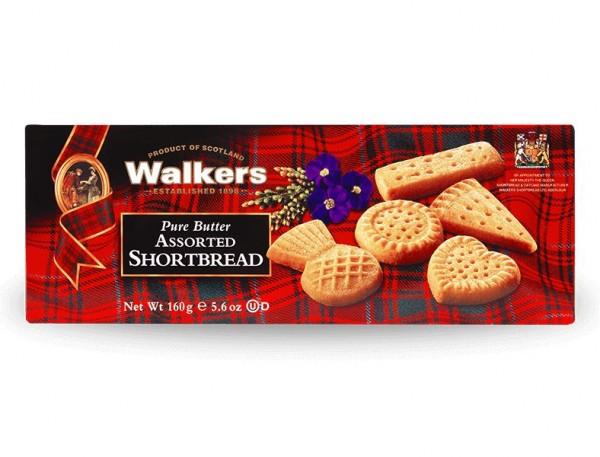 Walkers Assorted Sho
