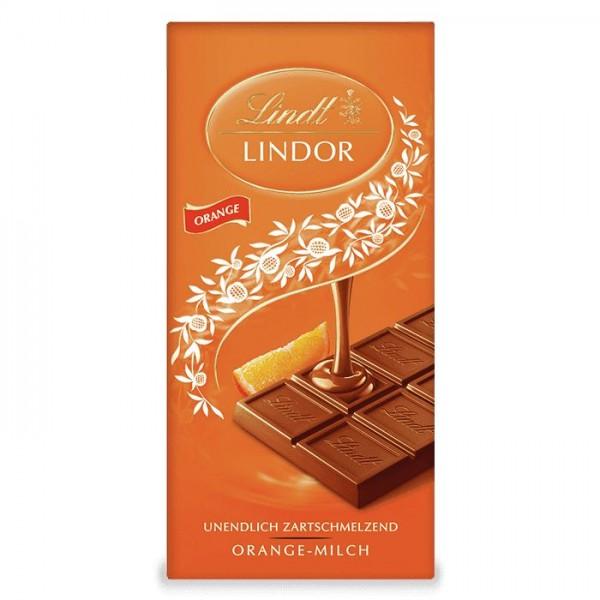 Lindt Lindor Orange-