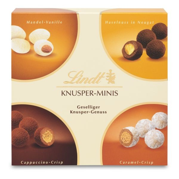 Lindt Knusper Minis