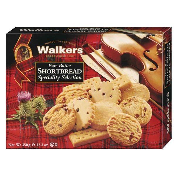 Walkers Shortbread S