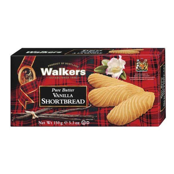 Walkers Vanilla Shor