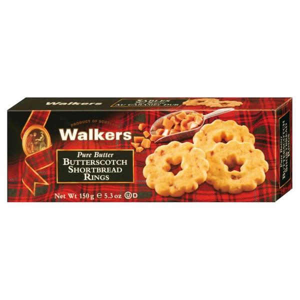 Walkers Butterscotch