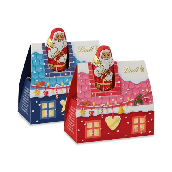 Lindt Santa im Mini