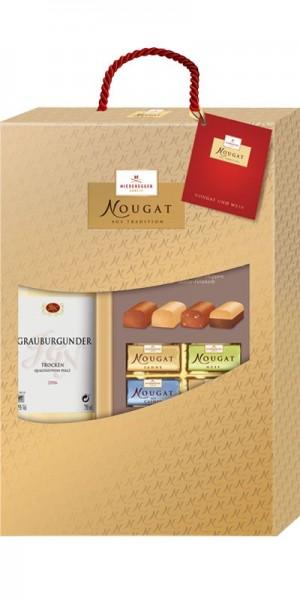 Niederegger Nougat&W