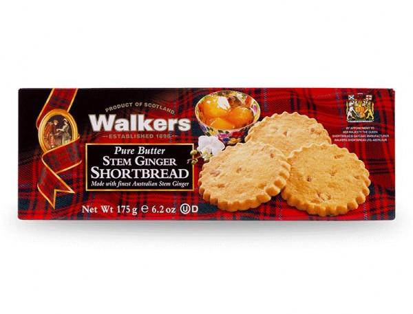Walkers Stem Ginger