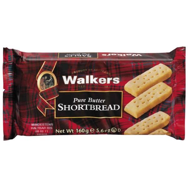 Walkers Shortbread F