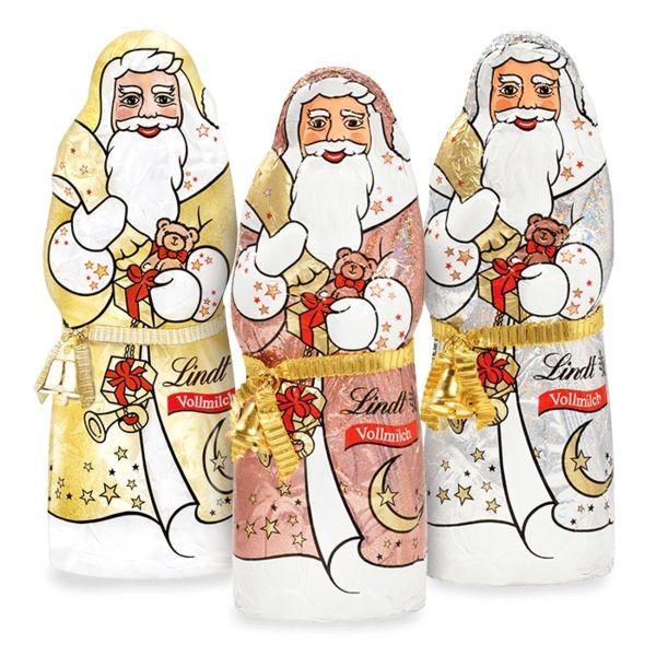 Lindt Weihnachtsmann
