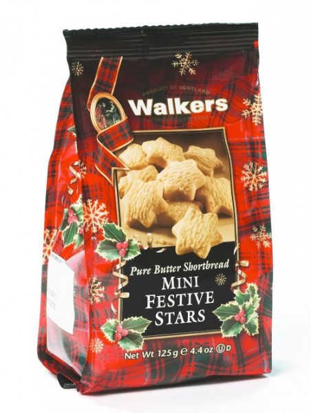 Walkers Mini Festive
