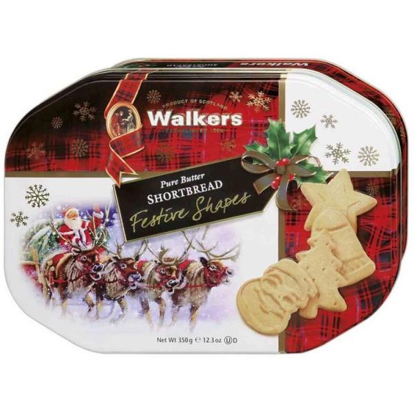 Walkers Festive Shap
