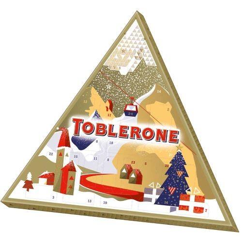 Toblerone Adventskal