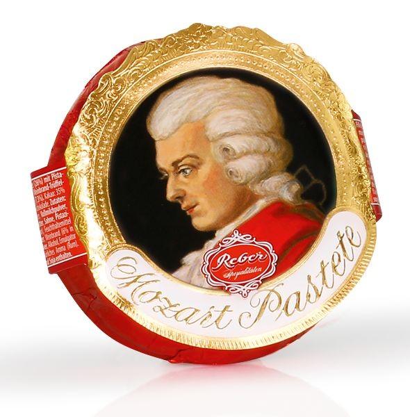 Reber Mozart- Pastet