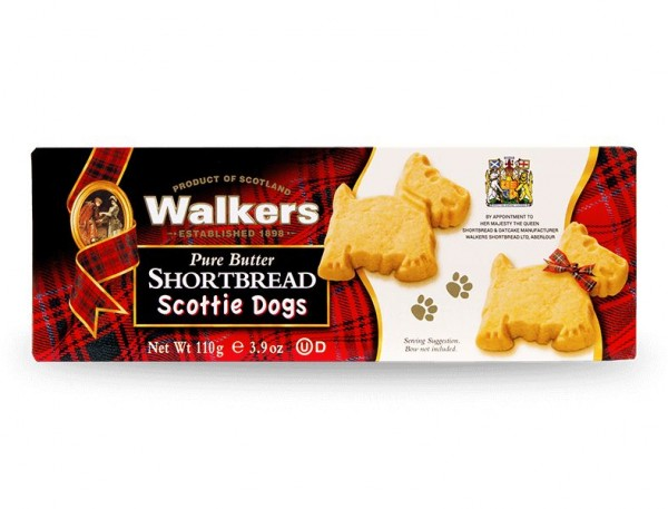 Walkers Scotty Dog S