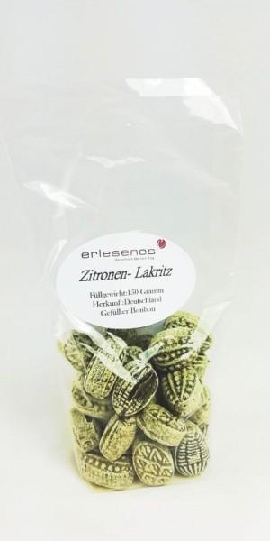 Zitronen-Lakritz-Bon
