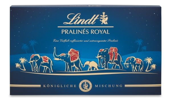 Lindt Pralines Royal