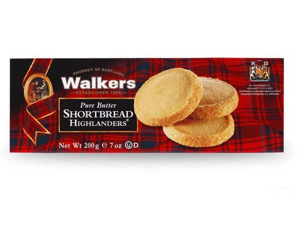 Walkers Shortbread H
